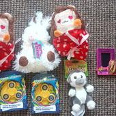 13 лот іграшок з Германії 7 шт