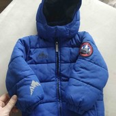 Бомбезная куртка