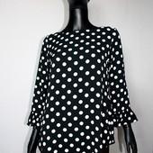 Качество! Стильная легкая блуза от Wallis в новом состоянии