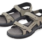 Кожаные сандали босоножки Crivit германия р.38 Унисекс