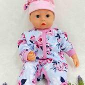 Кукла пупс ГДР 47 см Bayer