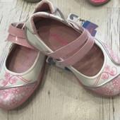 Новые туфельки Flamingo р 27 и 28, лот-один размер на выбор