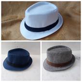 новинка.шляпка с узкими полями и ленточкой.унисекс.лот 1шт на выбор.по ставке можно несколько шт.