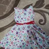 Платье красивое Tashkan 5-7 лет(134).