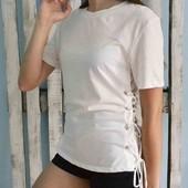 Интересная футболка H&M, размер L