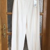Стоп ,новые,с бирками❤ Фирменные брюки,нежный айвори,большой размер❤ Много лотов!