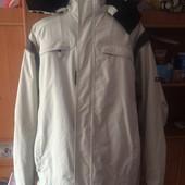 Куртка, термо ветровка, р. М, Bellowzero. состояние отличное