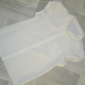 Шкільна блуза на 9-10 років