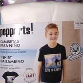 Шикарный комплект фирменных футболок 10/12 лет. Сотни лотов.