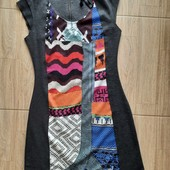 Летнее платье сарафан Desigual