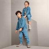 ☘ Якісна і стильна дитяча джинсова курточка від Tchibo (Німеччина), р .: 110/116