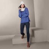 ☘ Якісні теплі спортивні штани з ворсом всередені, Tchibo (Німеччина), р: 56-58 (XL евро)