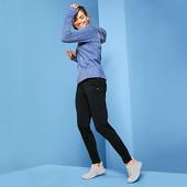 ☘ Стильні спортивні штани на мікрофлісі, Tchibo (Німеччина), рр. наші: 48-50 (M євро)