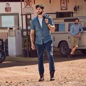 ☘ Якісні штани Chino, органічний бавовна, Tchibo (Німеччина), розмір 54-56 (54 євро)