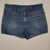 Собираем лоты!!!Мужские джинсовые шорты, размер 38