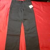 Новые школьные брюки от George, ориг. Бангладеш, разм. 122/128 (7-8 лет). Сток.