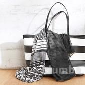 ☘ М'яка легка шаль від Tchibo (Німеччина), розміри: 175 на 50 см