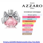 Чувственный аромат Azzaro Mademoiselle, тестер 60мл. Стойкость!!!!
