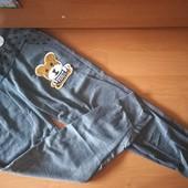 Спортивные штаны для девочки, на рост 146