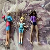 Мультяшные герои от Disney! 3 куколки одним лотом