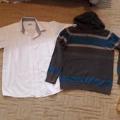 Кофта и тениска р 140