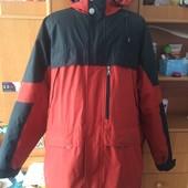 Куртка, 3в1, на осень, р. 2XL. Aeropor. состояние отличное