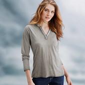 Блуза/реглан в винтажном стиле от Tchibo Германия размер евро 40/42 (укр 46/48)