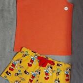 Фирменная пижамка или костюмчик для дома 14-16 размер, евро 42-44