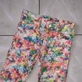 Стоп ) ,, вырвиглаз,,)❤ Фирменные яркие джинсы для девочки,5-7 лет❤ Много лотов!