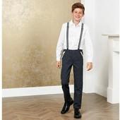 GG113.теплі штани pepperts® з підтяжками для хлопчиків