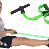 Многофункциональный тренажер для фитнеса Pull Reducer (для мышц рук, ног, живота и спины)