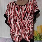 Вау! Обалденная блуза размер 52/54