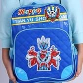 Школьный рюкзак робот Happy.