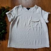 Футболка - блуза, з кишенькою