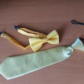 Бабочка и галстук в одном лоте