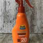 Спрей для загара Sun Energy Aloe vera spf20