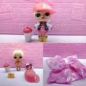 Кукла лол оригинал полный комплект запечатанная!