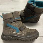 Термо ботиночки Superfit 29 размер стелька 18,5 см.