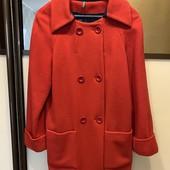 Пальто шерстяное Mango 40 размер
