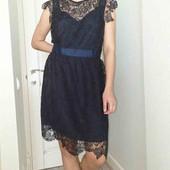 Платье кружевное от C&A на ПОГ 61см