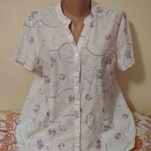 рубашка с вышивкой пог. 59
