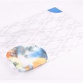 Замечательная красивая!!Простынь без резинки размер 215Х240!!!Укр почта 5% скидка!!