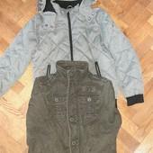 2 курточки одним лотом