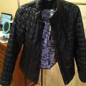Молодежная куртка демисезон стёганая