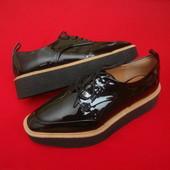 Туфли Zara оригинал 38 размер