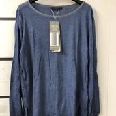 ☘ Вінтажна кофта blue motion колекції Halle Berry (Німеччина), р. наш: 46-50 (М 40/42 євро)