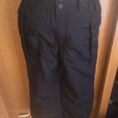 брюки, комбинезон, на осень, р. 9-10 лет 140 см, H&M.