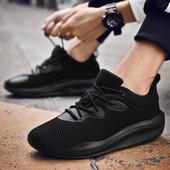 Мужские демисезон кроссовки утеплённые
