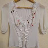 Легкая блуза (44-46р)