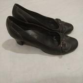 Шикарные брендовые туфли Jana✓Мягкая Кожа✓Много лотов✓